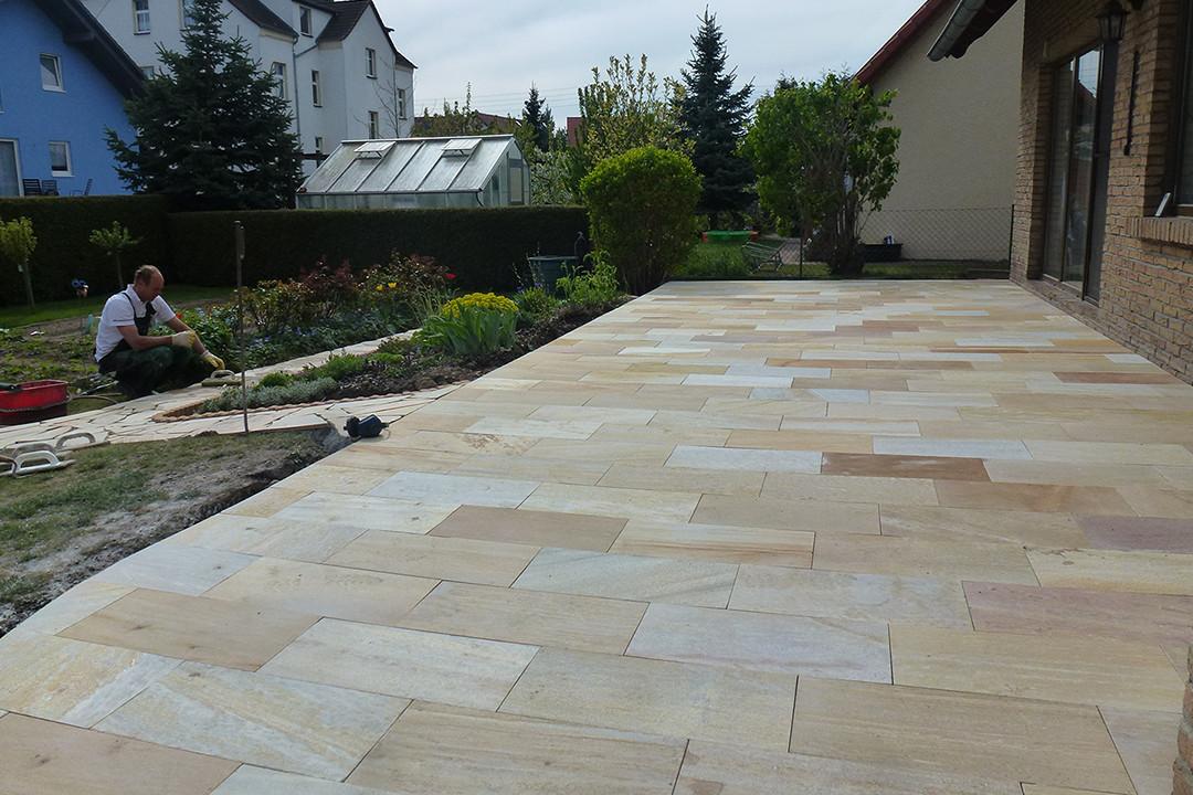 Garten Natursteinplatten ist schöne design für ihr haus ideen